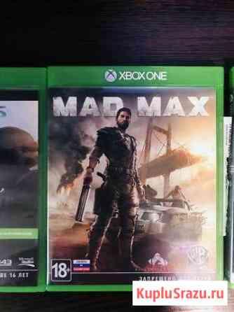 Игры для Xbox one Липецк