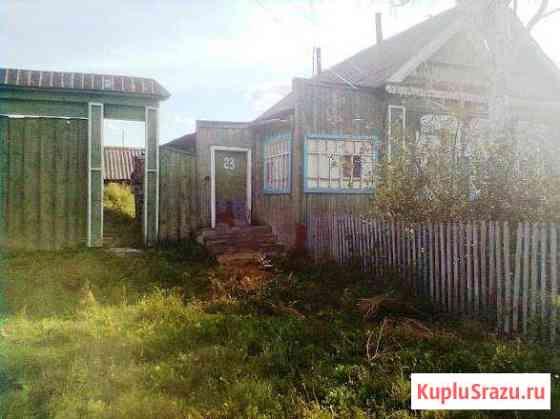 Дом 100 кв.м. на участке 50 сот. Русский Камешкир