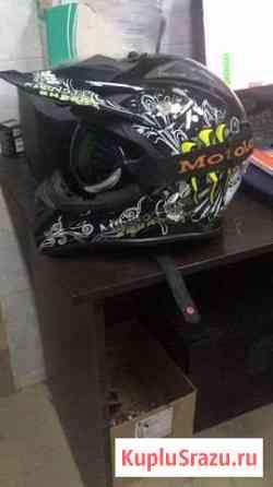 Кроссовый шлем Ковров