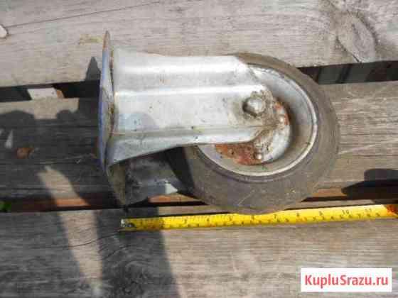 Большое колесо для садовой тележки Иваново