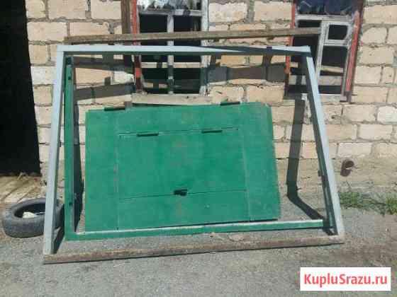 Гаражные ворота Сары-Тюз