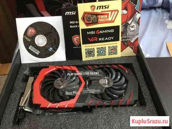 MSI Radeon RX 580 gaming X 8G Муром