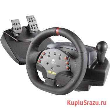 Игровой руль Logitech momo racing Томск