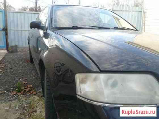 Audi A6 1.8МТ, 1998, седан Нарышкино