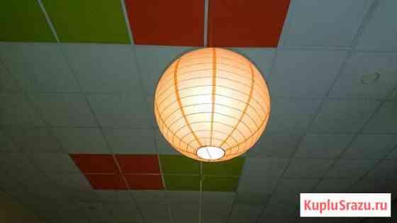 Подвесные светильники китайские фонарики для кафе Черкесск