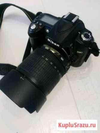 Фотоаппарат Nikon D90 Томск