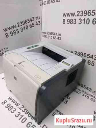 Лазерный принтер HP P2055dn, сетевой, двустрон Новосибирск