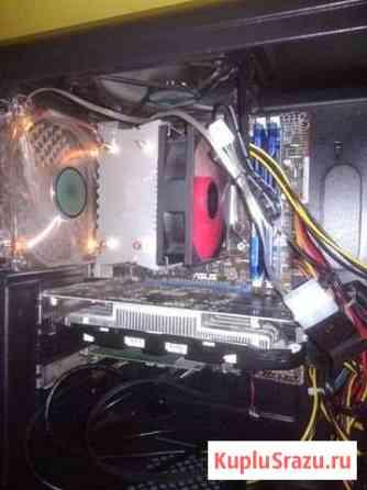 Компьютер на I5 2300 GTX 1050 8GB DDR3 Hyper X Уссурийск