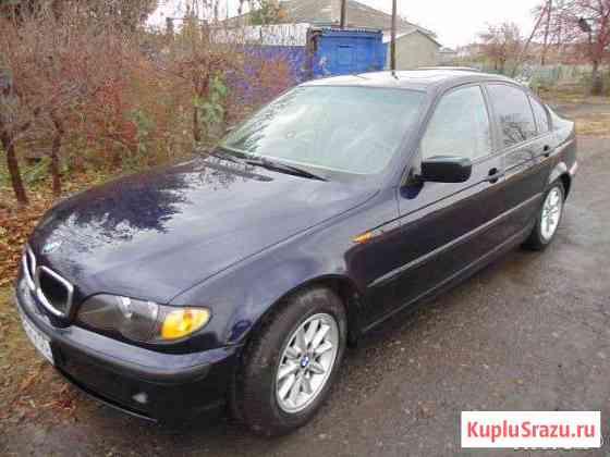 BMW 3 серия 2.0AT, 2001, седан Кормиловка