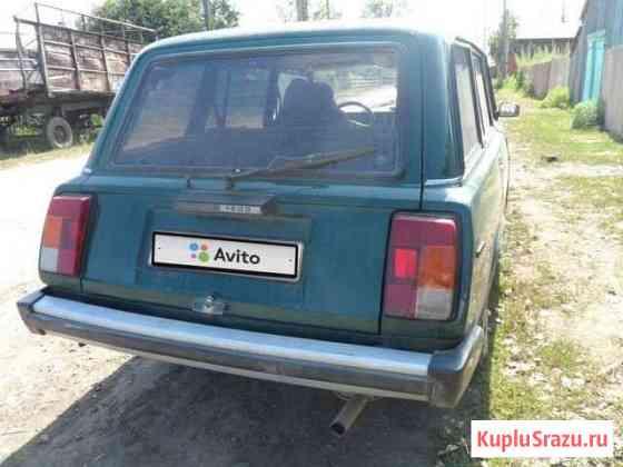 ВАЗ 2104 1.5МТ, 1999, универсал Камень-на-Оби