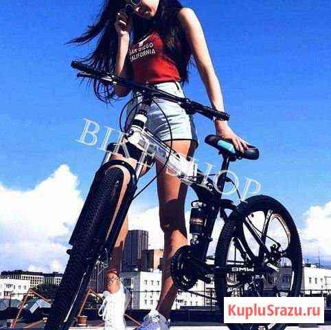 Велосипед на литых дисках Протвино