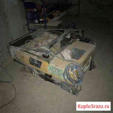 Робот штукатур штукатурная машина Севастополь