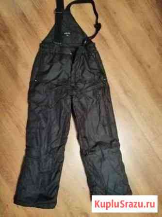 Зимние брюки р. 140 Ухта