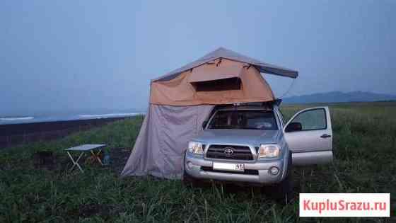Автопалатка на крышу автомобиля 165х240 Петропавловск-Камчатский
