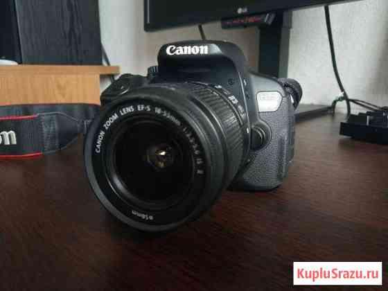 Canon 650D kit 18-55 Магадан