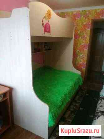 Двухъярусная кровать Набережные Челны