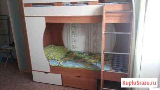 Кровать двухьярусная Ханты-Мансийск