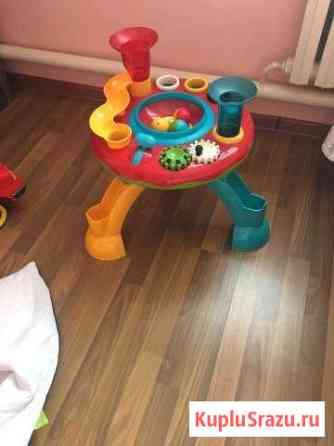 Развивающий столик для малышей до 3-х лет Элиста