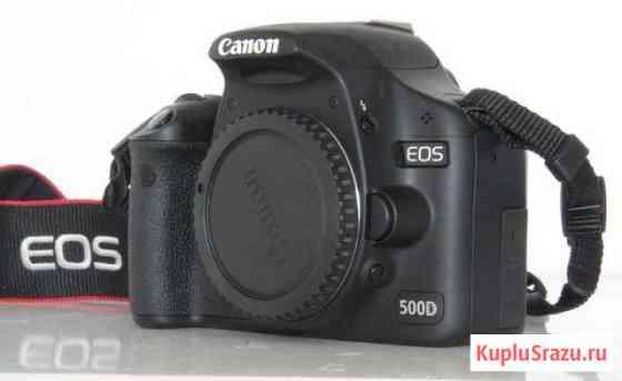Фотоаппарат canon 500d + Canon EF 28-135mm USM Тор Красноярск