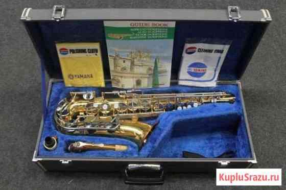 Альт саксофон Yamaha YAS-22 Москва