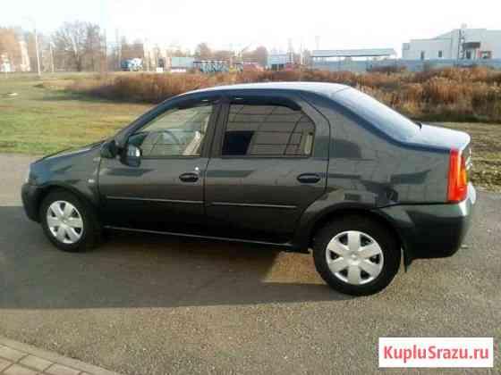 Renault Logan 1.6МТ, 2009, седан Знаменка