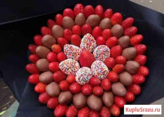 Клубника в шоколаде Тюмень