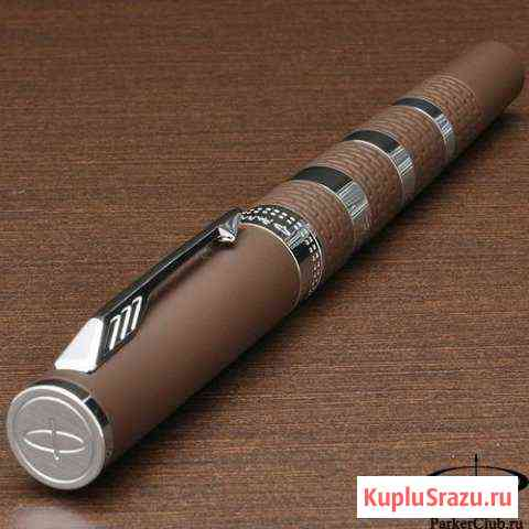 Ручка parker (паркер) 5TH ingenuity large brown ru Курчатов