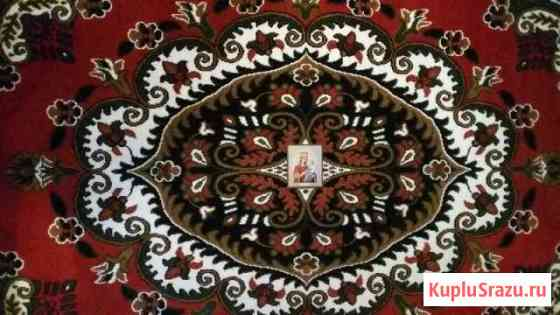 Ковер и подушка -валик Астрахань