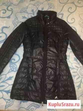 Пальто Adidas демисезонное рр 46-48-50 Астрахань