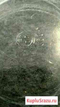 Толстостенное стекло СССР /1970г комплект 5 предме Вятские Поляны