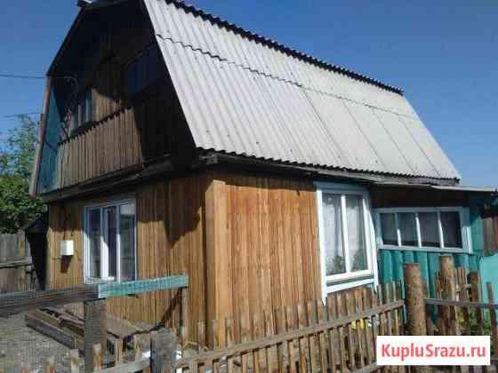 Дом 35 кв.м. на участке 4 сот. Курумкан