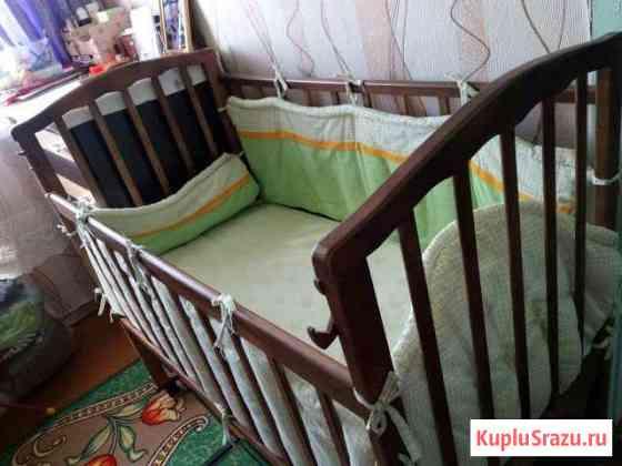 Кроватка детская Биробиджан