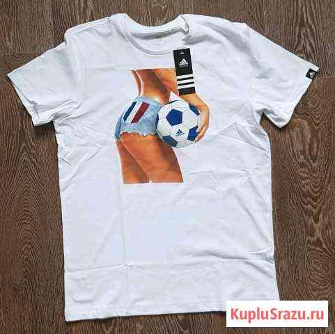 Футболка Adidas original новая Вилючинск