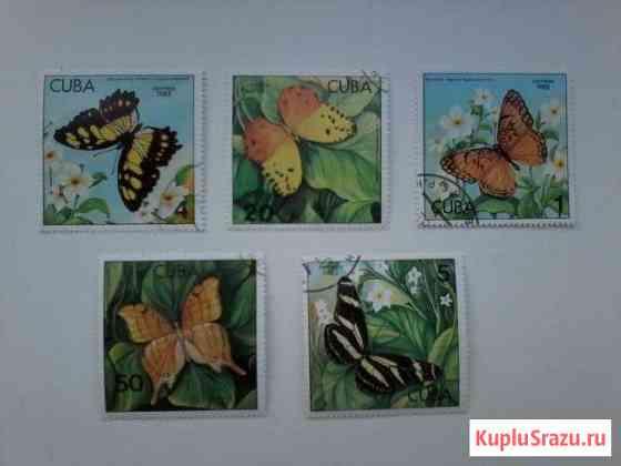 Марки бабочки Тамбов