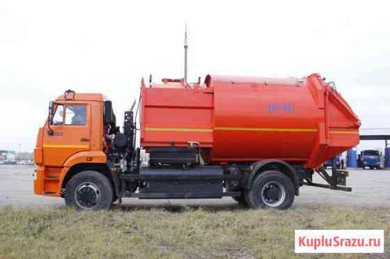 Мусоровоз ко-449-05М Камаз 53605-37 на метане Набережные Челны