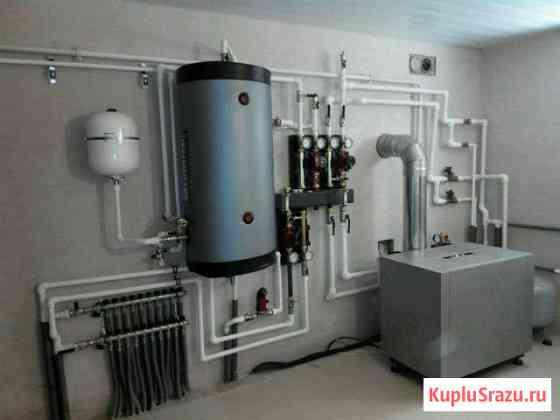 Отопление,водоснабжение, канализация, сантехника Кузнецк