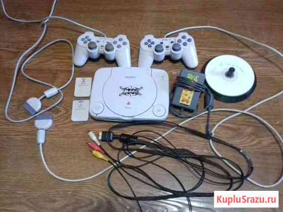 Sony Playstation 1 / PS one Бердск