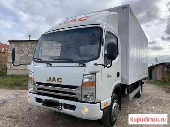 JAC N75, 2017, 5 тонн Тула