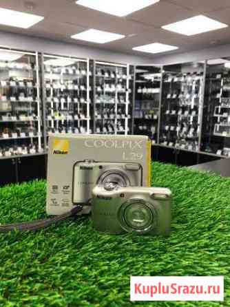 Фотоаппарат Nikon Coolpix L29 (пр103) Йошкар-Ола