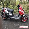 Продам скутер Irbis Z50R