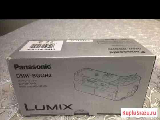 Батарейный блок panasonic dmv-bggh3 Элиста
