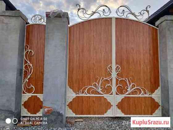 Двери Ворота Урус-Мартан