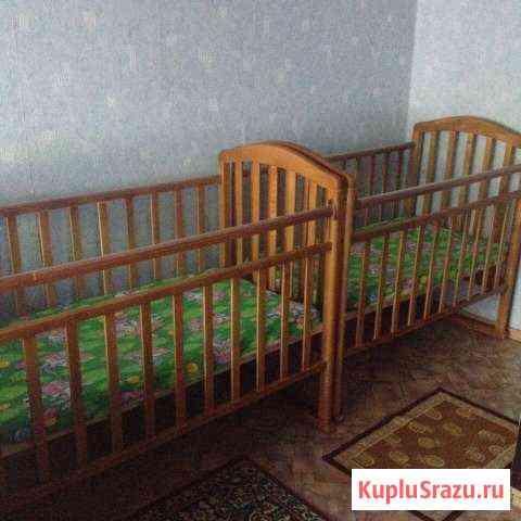 Детские кроватки Барнаул