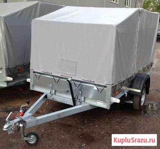 Автоприцеп оцинкованный 3.0х1.5м без колес Ярославль