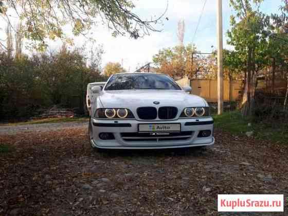 BMW 5 серия 4.4МТ, 2001, седан Алагир