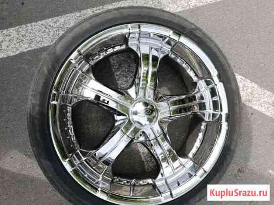 Продам шикарные колёса R20 Тюмень