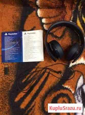 Беспроводные наушники Sony золотое издание Магадан