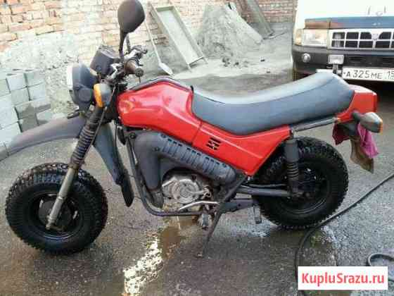 Мотоцикл Владикавказ