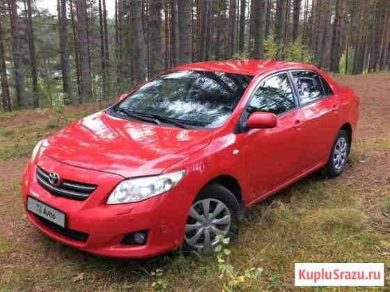 Toyota Corolla 1.6AMT, 2008, седан Медвежьегорск