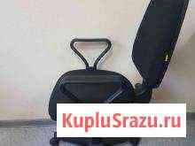 Кресло оператора Престиж-Б (В-14) серое Абакан